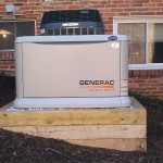 A 20kW Generac Generator