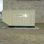 A 25kW Generac Generator