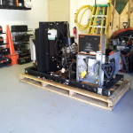 We fix generators too! Here we replaced a blown motor on a 40kW generator.